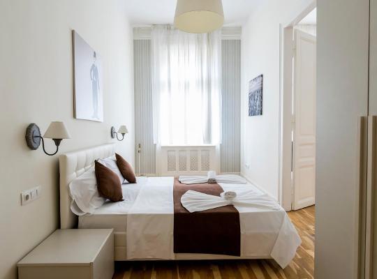 Hotel Valokuvat: Luxury & Panorama Apartments