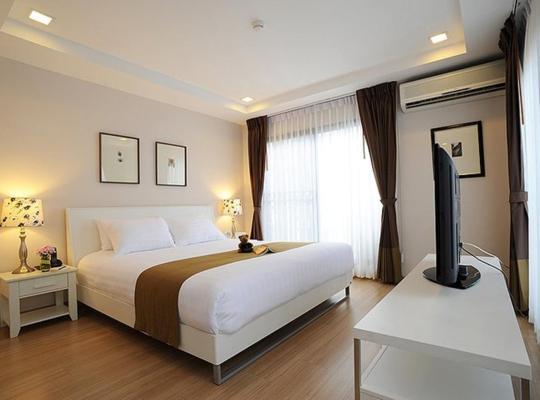 Otel fotoğrafları: Baan K Residence By Bliston