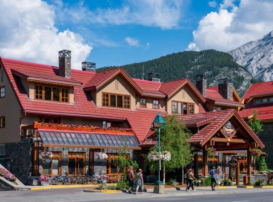 Foto dell'hotel: Banff Ptarmigan Inn