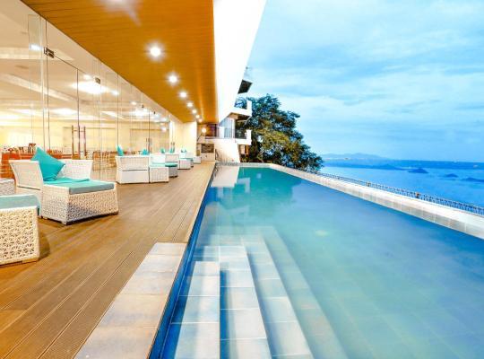 酒店照片: The Lake Hotel Tagaytay