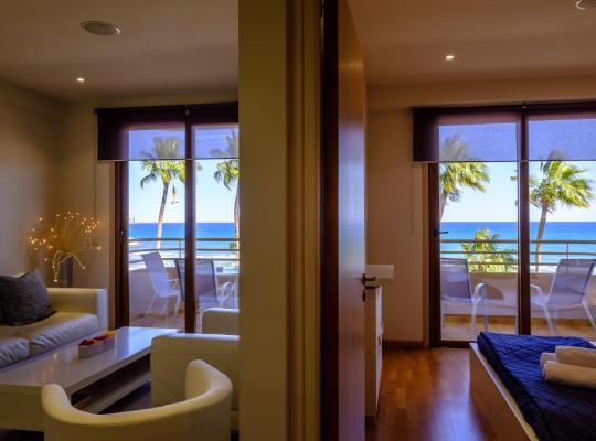 酒店照片: Les Palmiers Luxury Suites