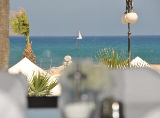 Фотографії готелю: Les Palmiers Beach Boutique Hotel