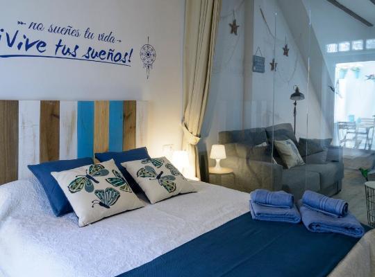 Hotel foto 's: Apartamento Malvarrosa Beach