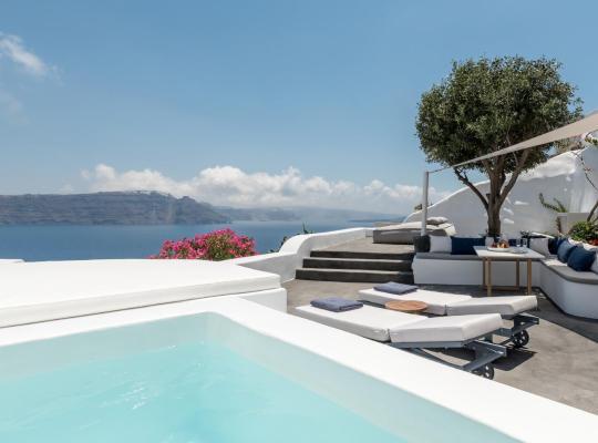 Фотографії готелю: Chelidonia Luxury Suites