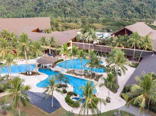 Хотел снимки: Nexus Resort & Spa Karambunai
