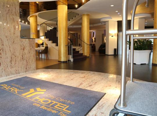 Otel fotoğrafları: Park Hotel am Berliner Tor