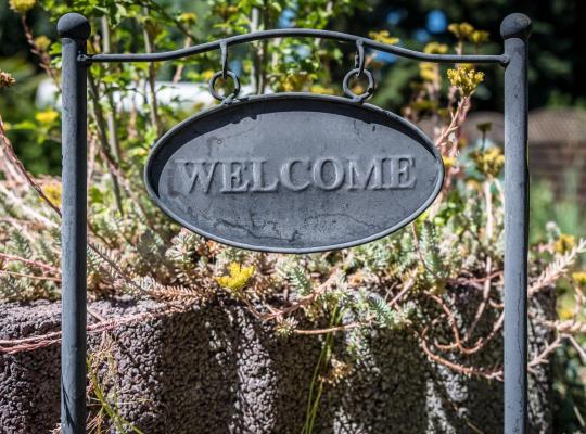 Fotos de Hotel: Ferienwohnung mit Stil und Charme