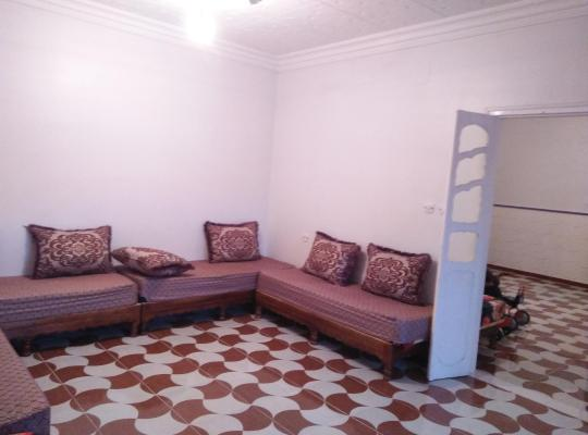 Хотел снимки: Appartement Tlemcen plage