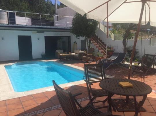 Фотографії готелю: Hotel O Noso