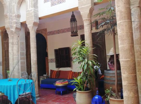 酒店照片: Riad Aicha