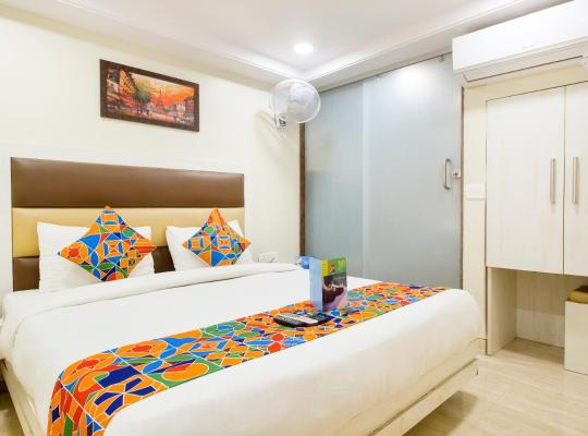酒店照片: FabExpress Bombay Palace Pharganj