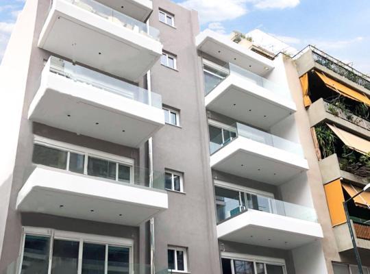 Hotel fotografií: Aegean Homes - Panton Building