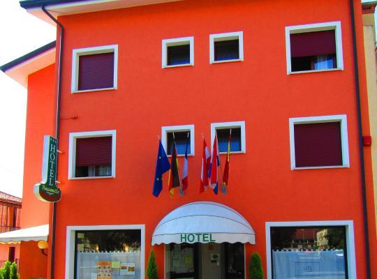 Képek: Hotel Ristorante Al Bassanello
