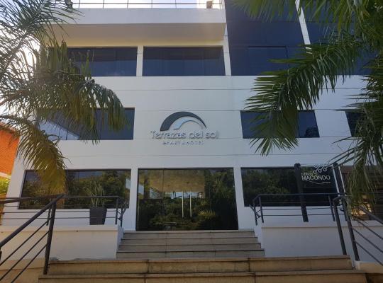 होटल तस्वीरें: Terrazas Del Sol Apart-Hotel