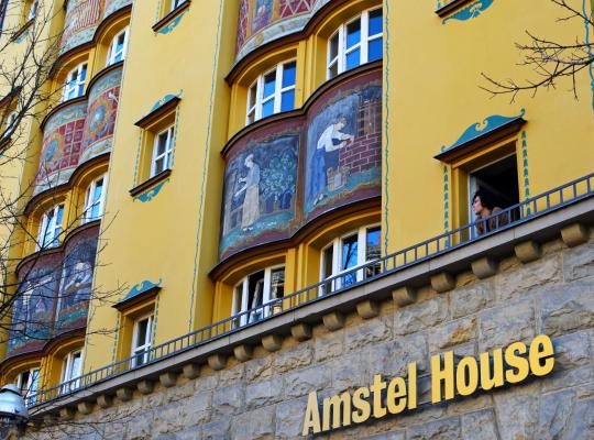 Hotelfotos: Amstel House Hostel