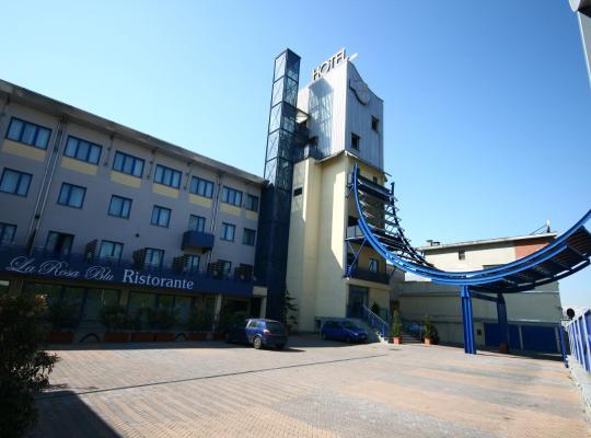 Otel fotoğrafları: Blu Hotel
