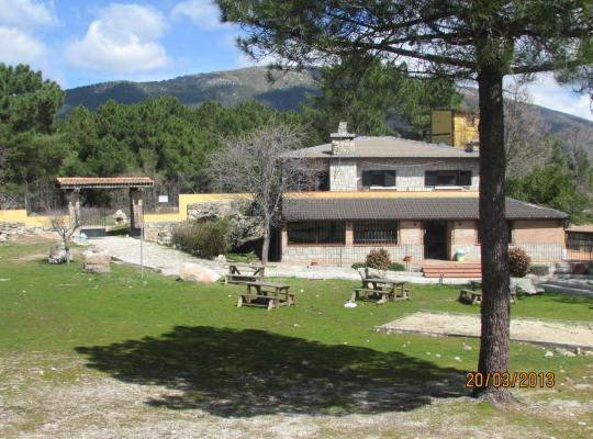 Hotel bilder: Hotel Rural Eras del Robellano