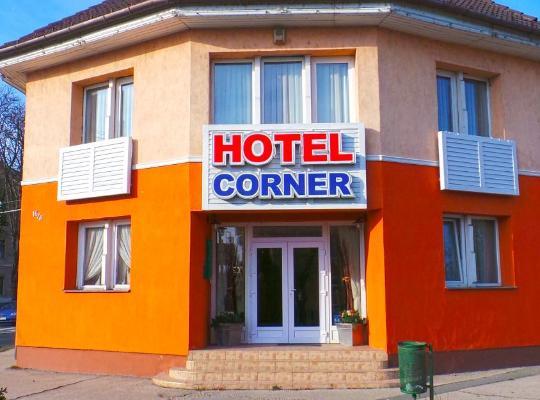 Хотел снимки: Hotel Corner