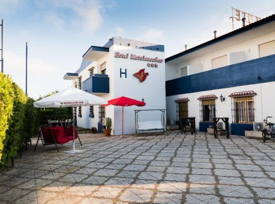 Otel fotoğrafları: Hotel Matalascañas