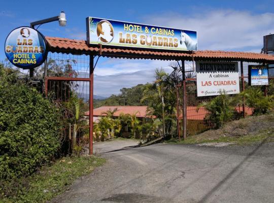 Хотел снимки: Hotel y Cabinas Las Cuadras