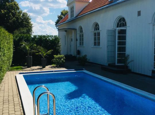 Hotel photos: Norrköping City Mansion
