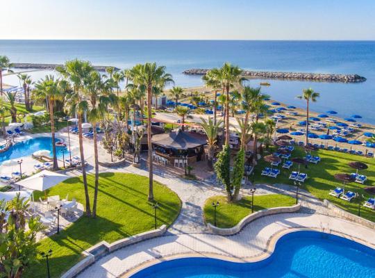 รูปภาพจากโรงแรม: Lordos Beach Hotel
