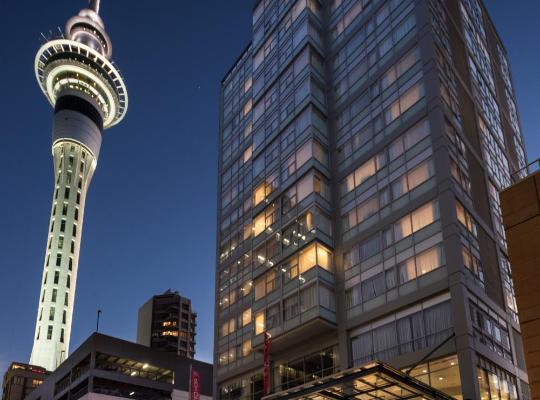 Хотел снимки: Rydges Auckland