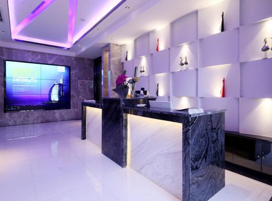 Хотел снимки: Chongqing Dongmo Hotel