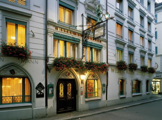 Photos de l'hôtel: Romantik Hotel Wilden Mann Luzern