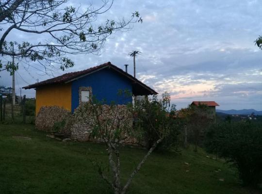 Fotografii: Chalés da Montanha Lavras Novas
