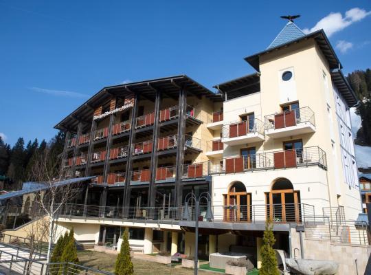 Viesnīcas bildes: Design Oberosler Hotel