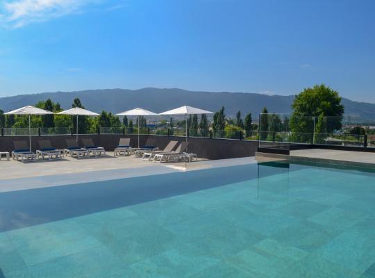 Фотографии гостиницы: Hotel Aquae Flaviae - Premium Chaves