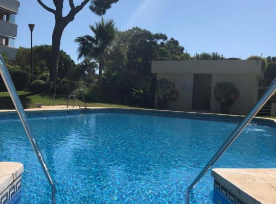 Φωτογραφίες του ξενοδοχείου: Apartamento en Playa la Luna