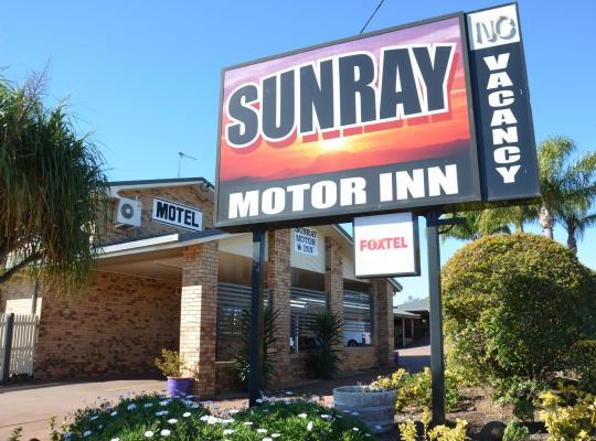 होटल तस्वीरें: Sunray Motor Inn