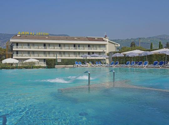 Hotel foto 's: Hotel La Perla - Bike Hotel