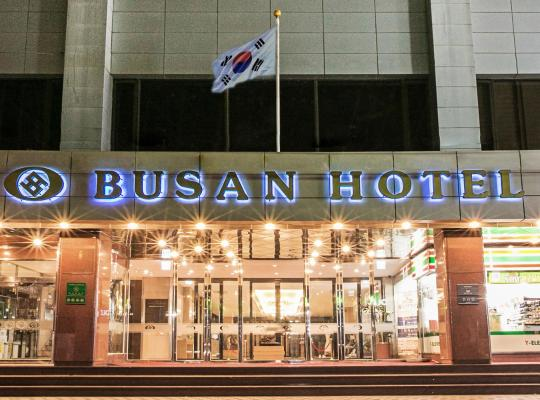 Hotel photos: Busan Tourist Hotel