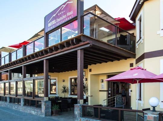 酒店照片: Hotel Deutsches Haus Swakopmund