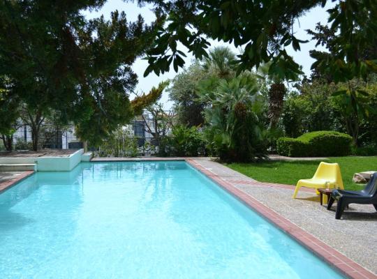 Фотографии гостиницы: Poolside apartment*Elegant stay in Athens