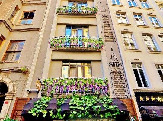 Hotel bilder: The Beyoglu House