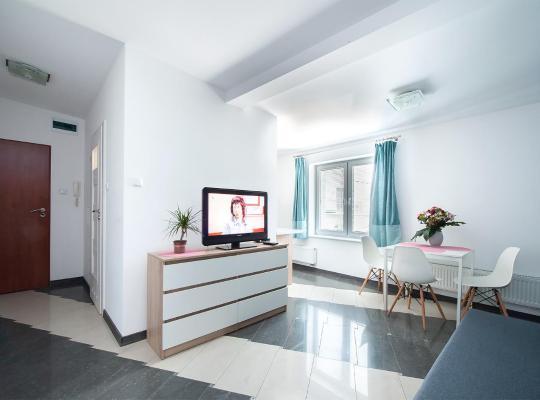 Képek: PORT-ŁÓDŹ Apartment by PinPoint