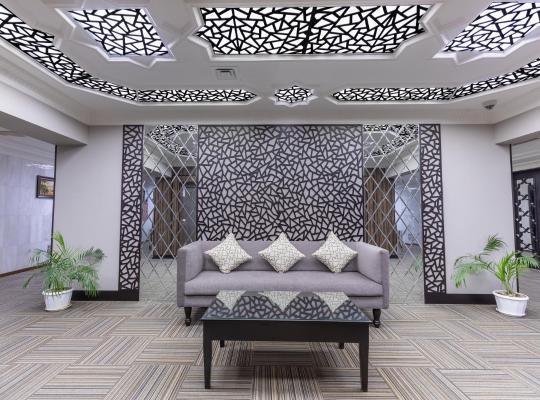 Хотел снимки: Hamdan Plaza