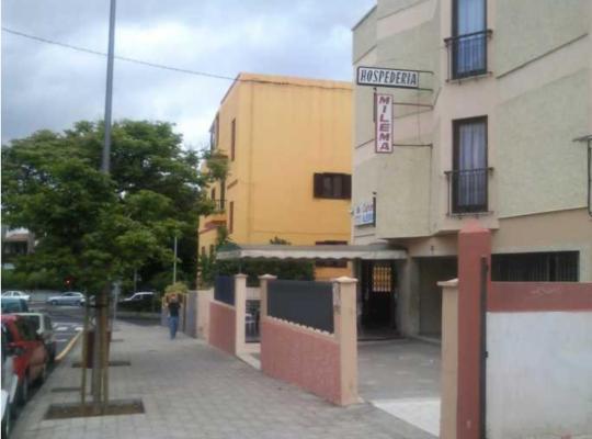 Hotel fotografií: Pensión Milema