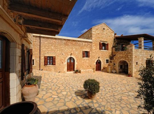 Képek: Strofilia Villas Crete