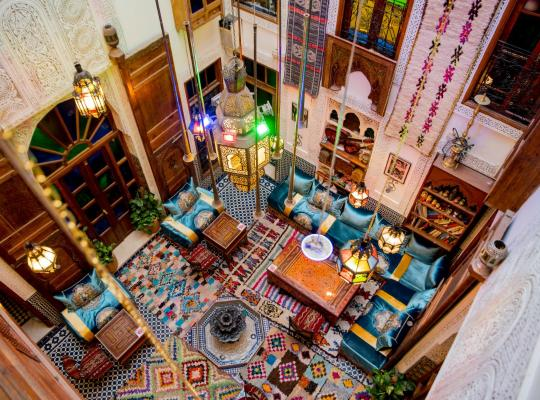 酒店照片: Riad Verus