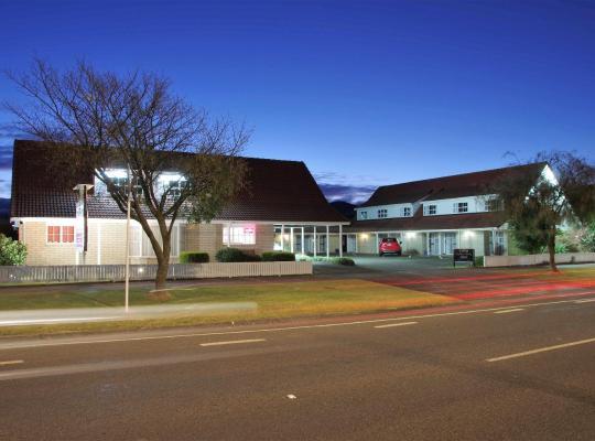 酒店照片: Midway Motel Rotorua