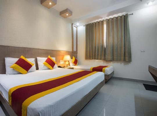 Viesnīcas bildes: Baba Inn Paharganj