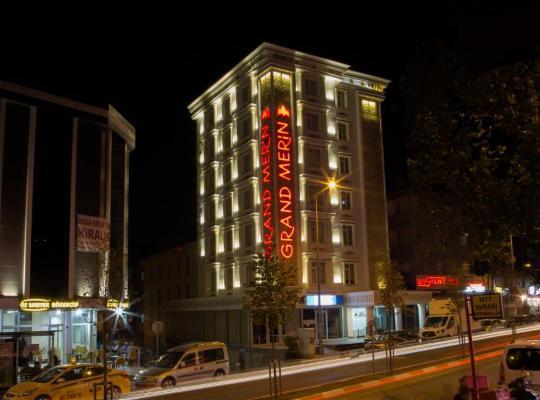 Otel fotoğrafları: Hotel Merin