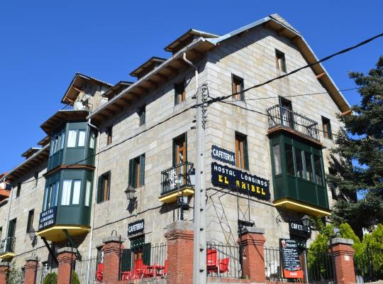 Foto dell'hotel: Hostal Aribel Longinos