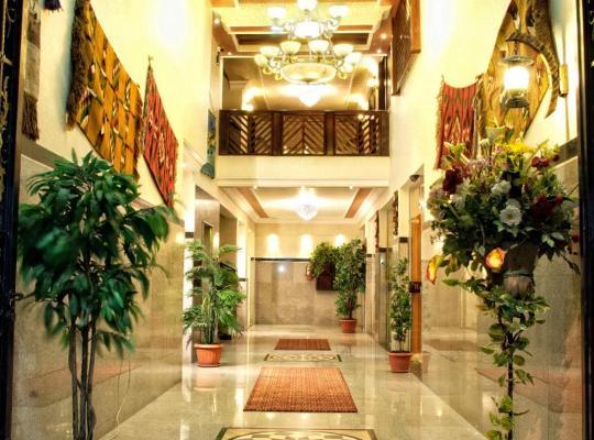 Фотографії готелю: Jardaneh Hotel