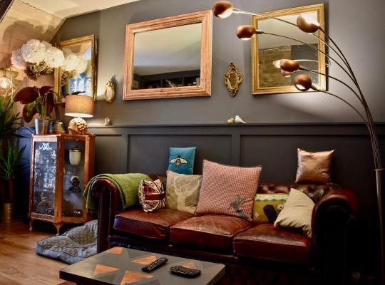 Viesnīcas bildes: Quirky 2 Bedroom House in Dublin